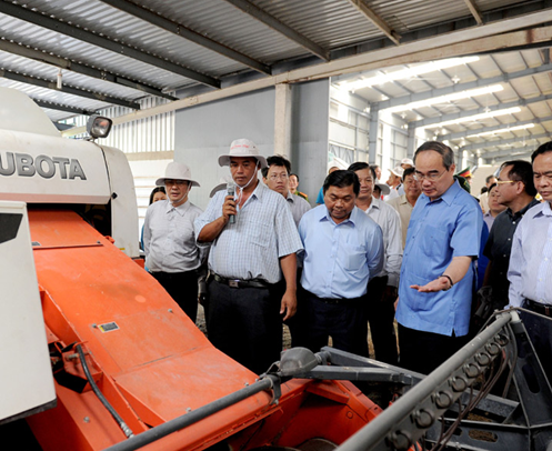 Phát triển HTX kiểu mới – khâu đột phá tái cơ cấu nông nghiệp