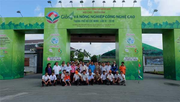 Hội chợ - Triển lãm Giống và Nông nghiệp công nghệ cao TP.HCM 2018