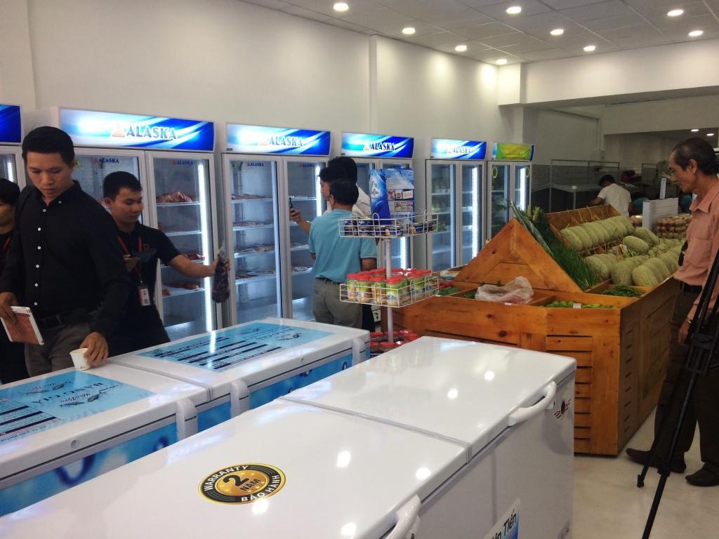Tổng quan Cửa hàng nông sản sạch VietGAP 02