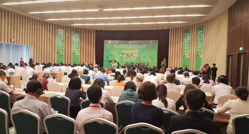 Hội nghị quốc tế công nghiệp thực phẩm Việt Nam và Giao dịch thương mại – Vietnam Food Forum 2017