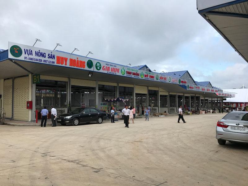 Một số hình ảnh tại Chợ Dầu Giây