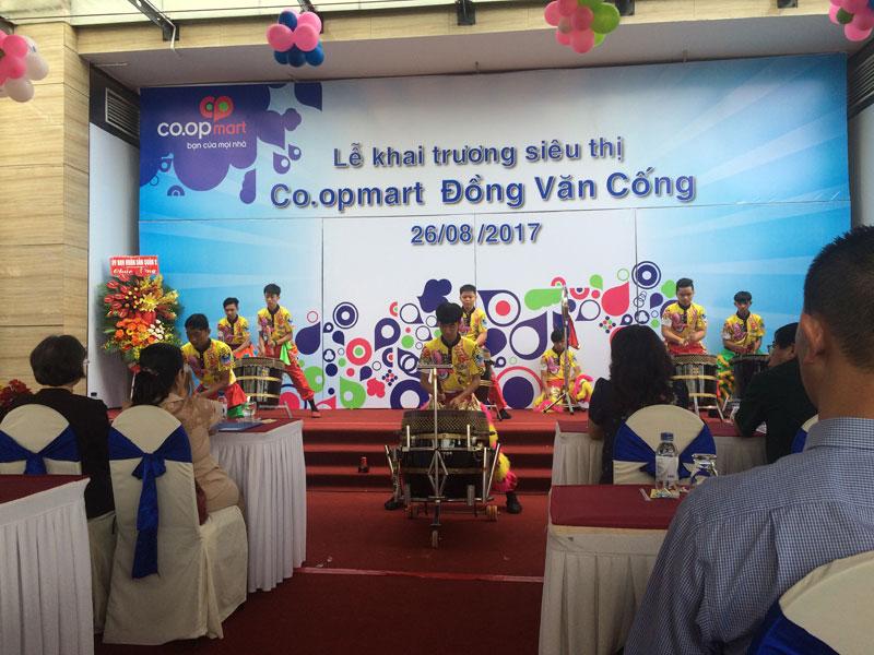Khai trương siêu thị Co.opmart Đồng Văn Cống, quận 2