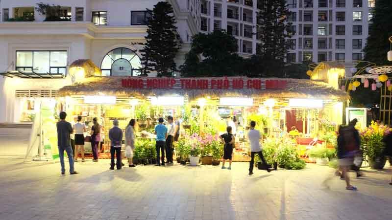 Hội chợ đặc sản vùng miền Việt Nam và Triển lãm mỗi làng một sản phẩm