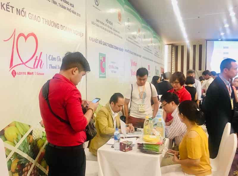 Hội nghị giao thương, kết nối cung – cầu hàng hóa giữa thành phố Hà Nội và các tỉnh, thành phố năm 2018