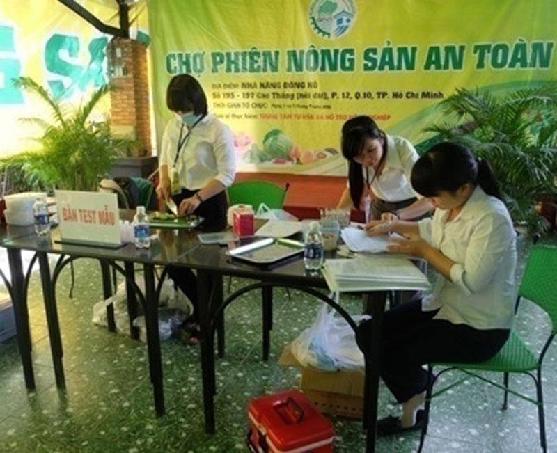 Kích cầu sản phẩm nông sản tại thành phố Hồ Chí Minh