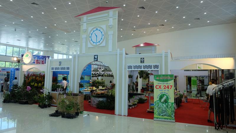 Khu triển lãm nông nghiệp  Thành phố Hồ Chí Minh