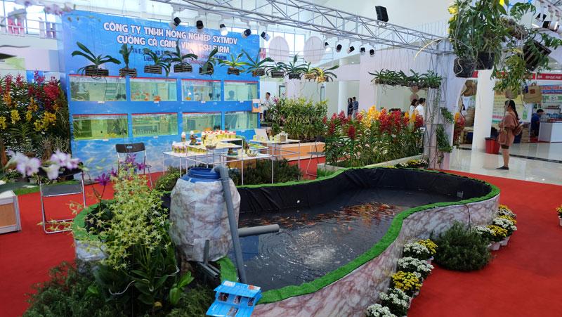 Hội chợ Triển lãm Nông nghiệp quốc tế lần thứ 18 (AgroViet 2018)