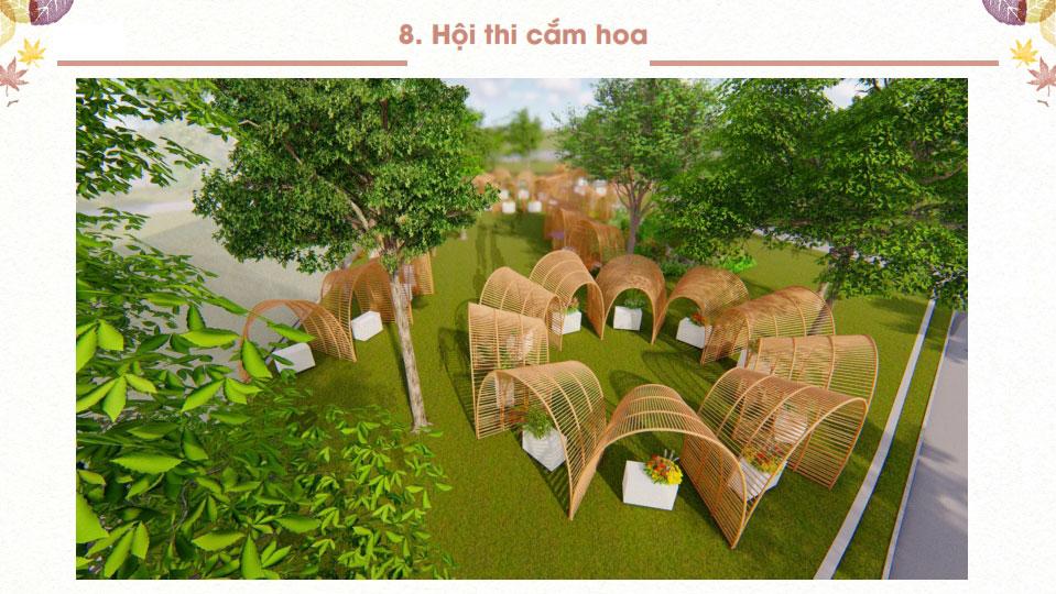 Festival Hoa lan thành phố Hồ Chí Minh năm 2019 – Sắc màu nhiệt đới
