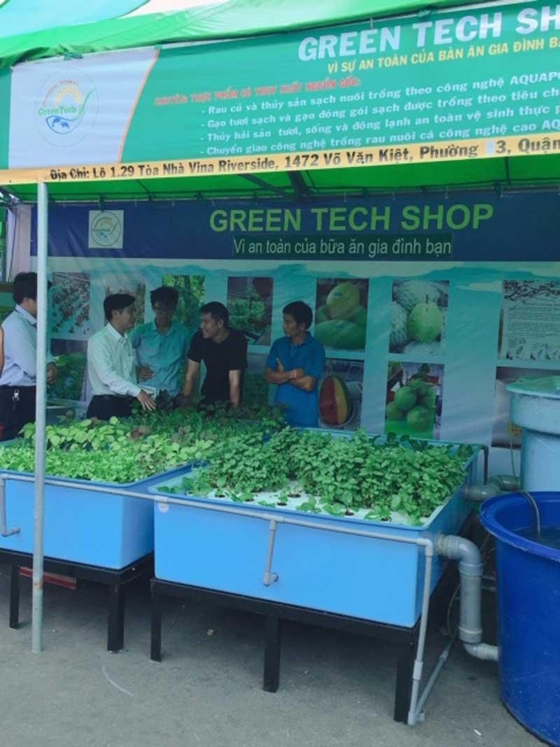 """Hội nghị """"Giới thiệu sản phẩm VietGAP cho các trường học, nhà hàng, khách sạn, bếp ăn công nghiệp, tiểu thương tại các chợ,…trên địa bàn quận 6, thành phố Hồ Chí Minh năm 2019"""""""