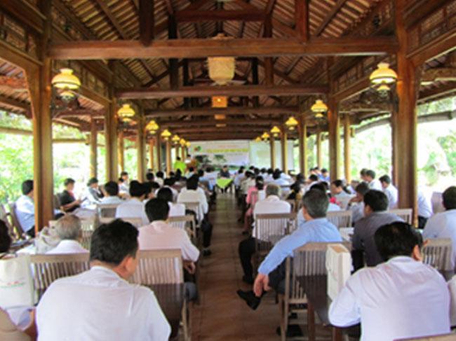 Hội thảo tiềm năng du lịch sinh thái quận 9 TP. Hồ Chí Minh
