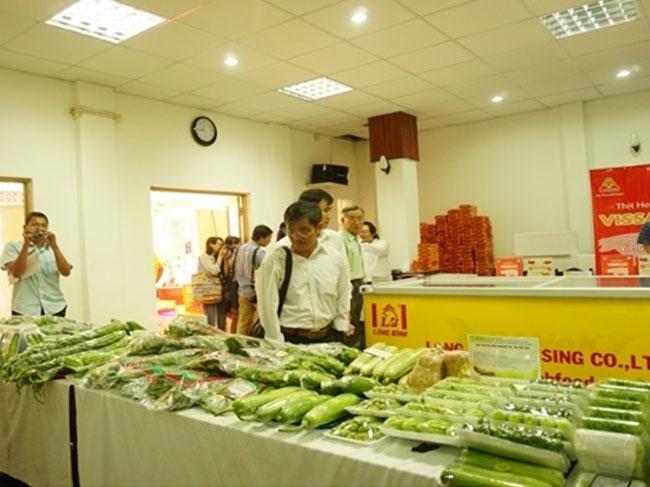 Hội nghị Giới thiệu sản phẩm nông nghiệp an toàn đến các trường học trên địa bàn Thành phố