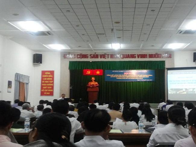 Hội nghị tổng kết công tác phòng, chống dịch và xây dựng vùng, cơ sở an toàn dịch bệnh động vật trên địa bàn TP.HCM năm 2014 và phương hướng năm 2015