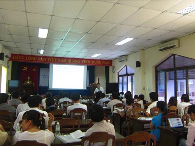 Tập huấn Tiếp thị sản phẩm nông nghiệp Việt Nam trong hội nhập quốc tế