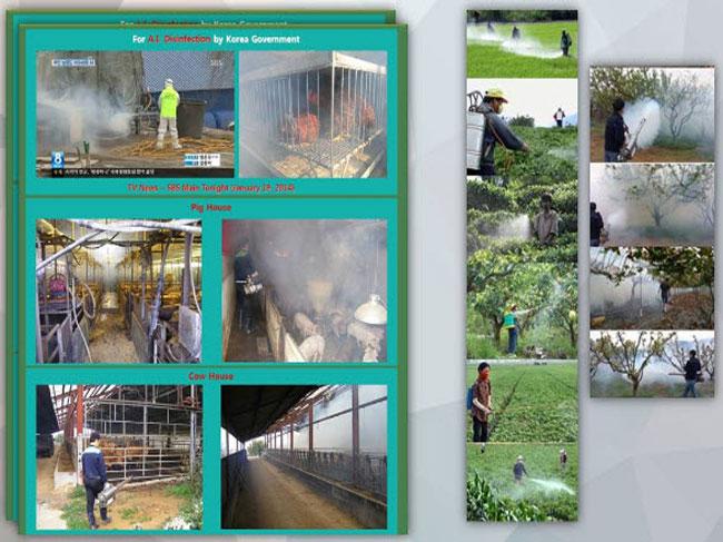 Thiết lập chuỗi liên kết sản xuất, thương mại giữa nền nông nghiệp Hàn Quốc với Việt Nam theo định hướng cơ cấu ngành nông nghiệp và xây dựng nông thôn mới