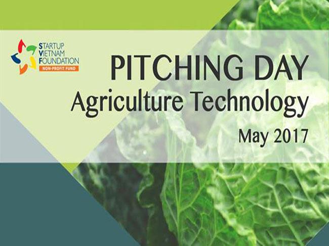 Chương trình Hỗ trợ khởi nghiệp dành cho các dự án Nông nghiệp - Công nghệ
