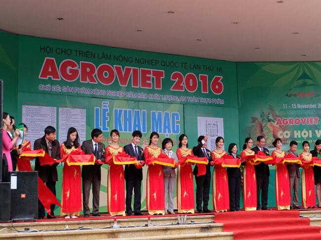 Hội chợ triển lãm Nông nghiệp Quốc tế lần thứ 17 – AgroViet 2017