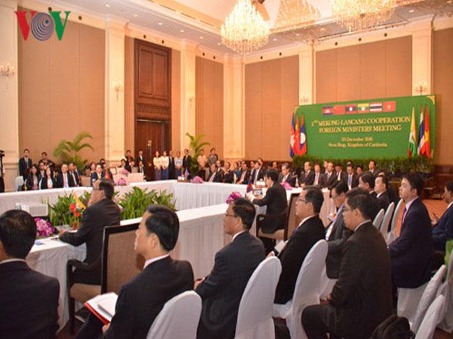 Hội chợ Sản phẩm hàng hóa các nước lưu vực sông Mê Kông – Lam Thương 2017