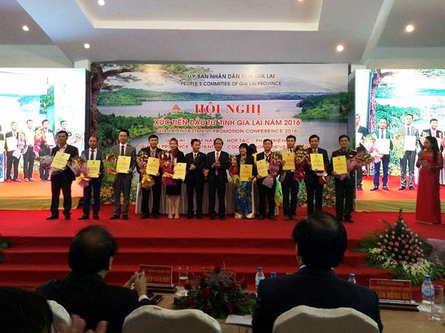 Kêu gọi các nhà đầu tư, dự án tiềm năng trong lĩnh vực nông nghiệp tham gia ký kết hợp tác tại Hội nghị XTĐT giữa Gia Lai và TP.HCM năm 2017