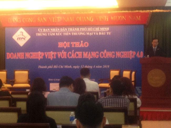 Cách mạng công nghiệp 4.0 tạo bước chuyển mình cho doanh nghiệp Việt
