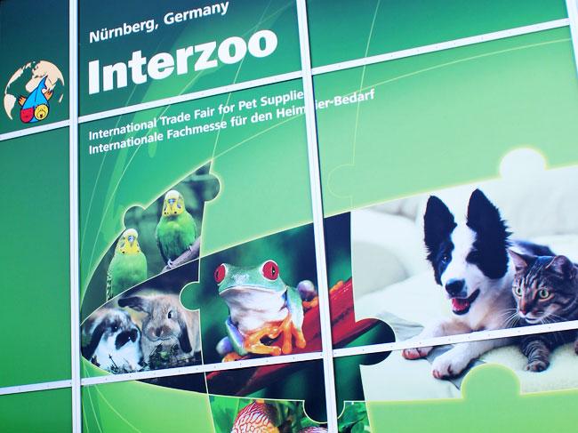 Hội chợ - Triển lãm Interzoo năm 2018 tại Nuremberg, CHLB Đức