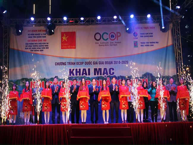 Hội chợ OCOP Quảng Ninh – Xuân 2019