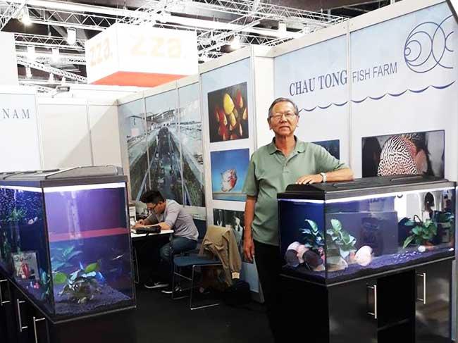 TP.HCM phát triển nghề nuôi cá cảnh, gắn với nền nông nghiệp đô thị