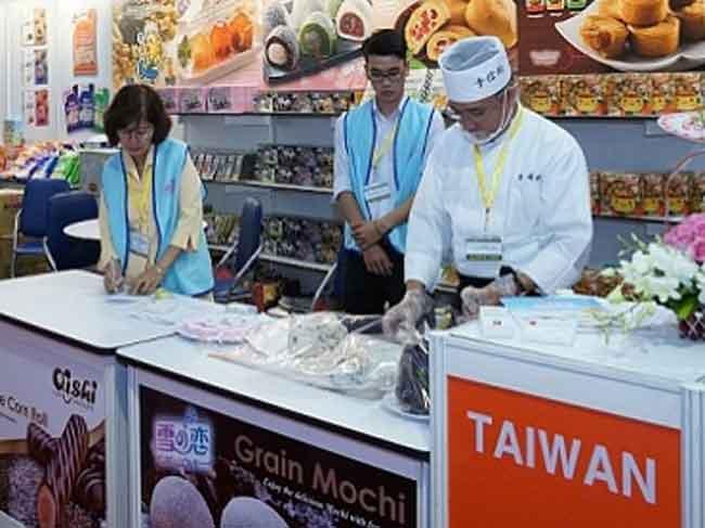Giao lưu thương mại Việt Nam – Đài Loan ngành thực phẩm và hàng tiêu dùng