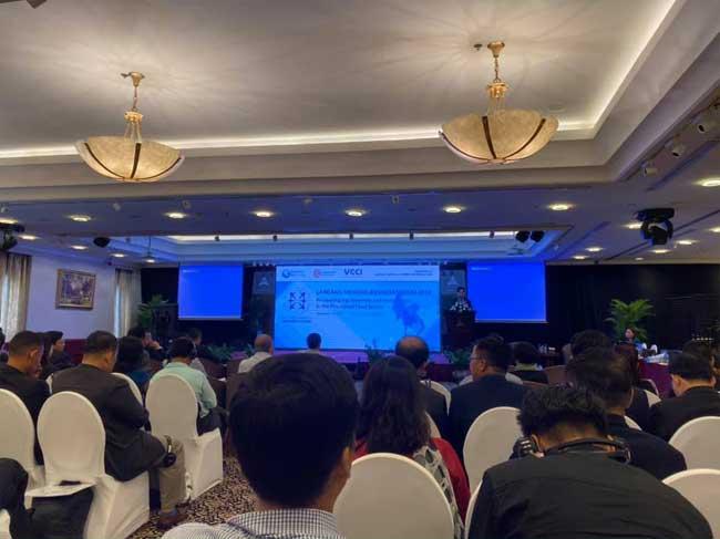 Diễn đàn thương mại Mekong – Lan Thương 2019