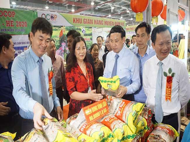 Hội chợ OCOP Quảng Ninh – Hè 2020