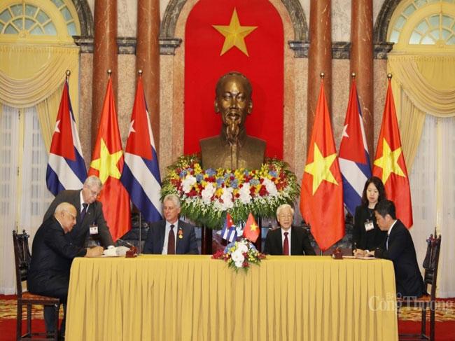 Những ưu đãi về thuế suất thuế xuất nhập khẩu trong Hiệp định Thương mại Việt Nam – Cuba