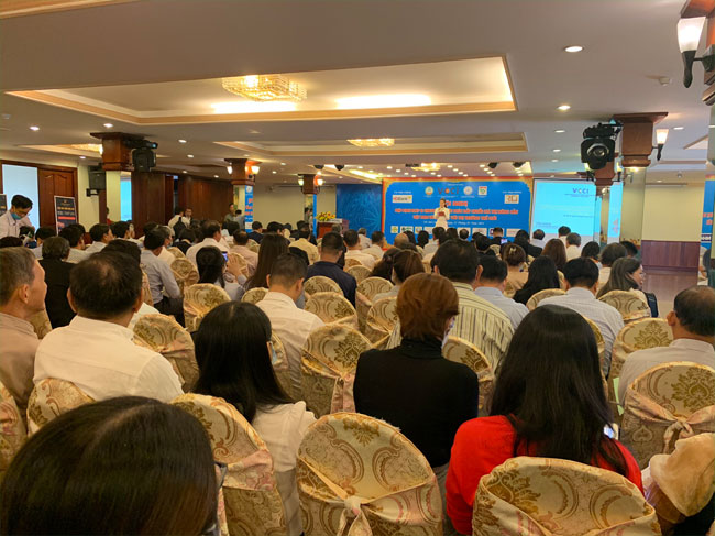 """Hội nghị """"Hiệp định RCEP & UKVFTA – Cơ hội thúc đẩy chuỗi giá trị nông sản Việt Nam và khu vực với thị trường thế giới"""""""